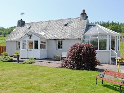 Bramble Cottage, Ardendrain, near Beauly