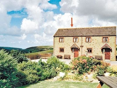 Holiday photo of Higher Lanvean Farm   Porth View
