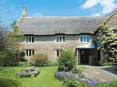 Holiday photo of Camesworth Farmhouse