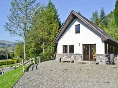 Lubnaig Cottage, near Callander