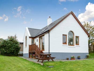 Seabird Cottage, Broadford