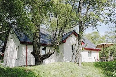Red Deer Cottage, near Drumnadrochit
