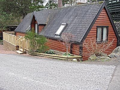 Robin Lodge, near Blair Atholl