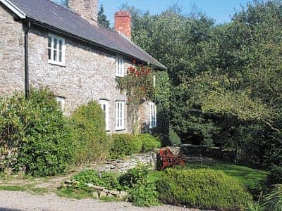 Holiday photo of Walkmill Holiday Cottages   Walkmill House