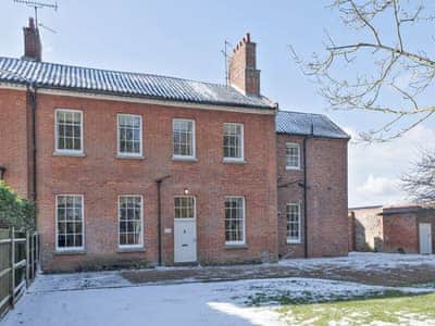 Holiday photo of The Old Butlers House