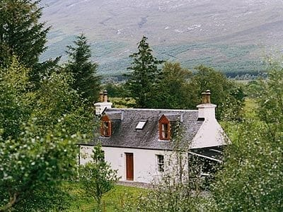 Old Croft House, Strathcarron