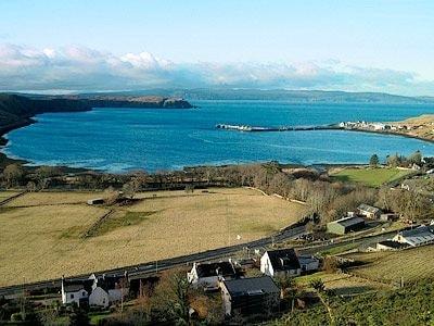 Sea Loch View, Uig