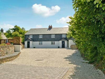 Holiday photo of Home Park Cottages   Number One