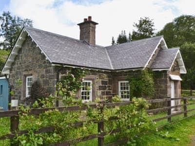 Westerton Lodge, near Crieff