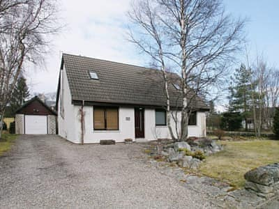Rowan Cottage, Carrbridge