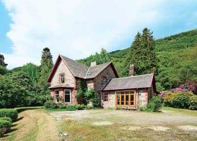 Ptarmigan Lodge, near Rowardennan, Loch Lomond