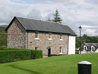 Lockview (Upper Flat), Fort Augustus