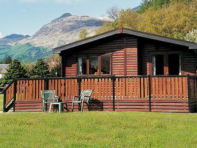 Dahl Lodge, Rowardennan, Loch Lomond