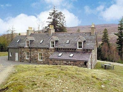 Mar House, Inverey, near Braemar