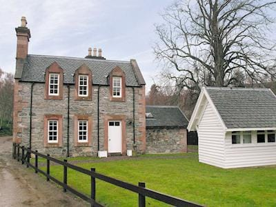 The Old Gun House, Strathconon