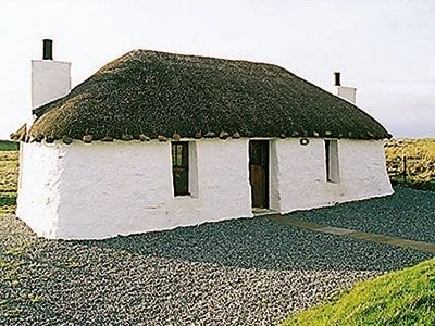 The Thatched Croft, near Uig