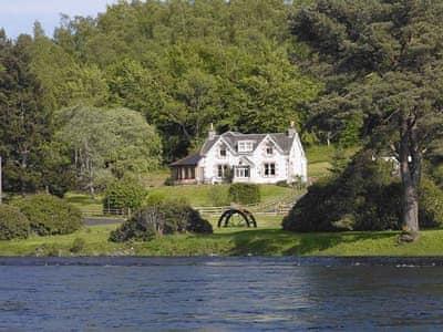 Benula Lodge, Ness Castle Estate, near Inverness