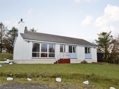 Fir Tree Cottage, Staffin