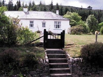 Ardenmohr Cottage, Ardentinny, near Dunoon