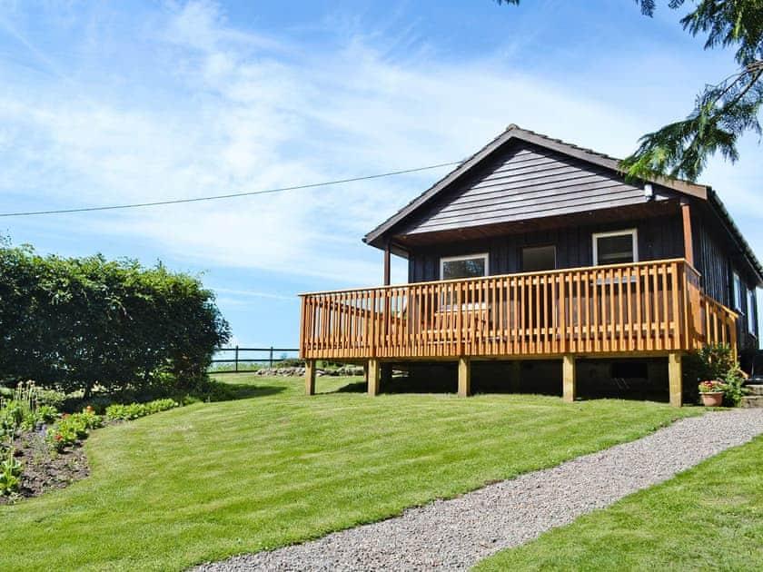Boreland Farm Cabin - UK5855