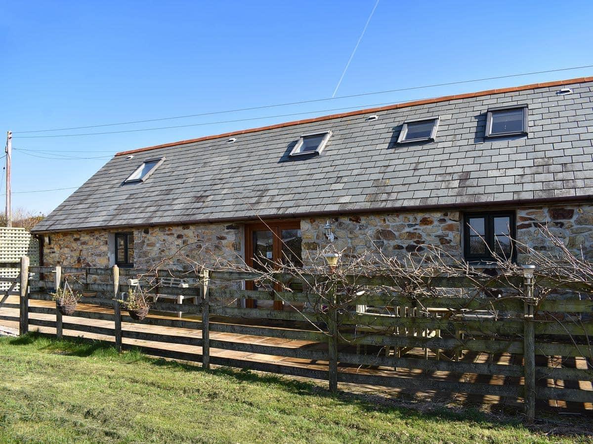 The Coach House, Perranporth, Cornwall