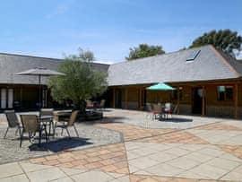 Hoad Farm Cottages, sleeps 12 in Folkestone.