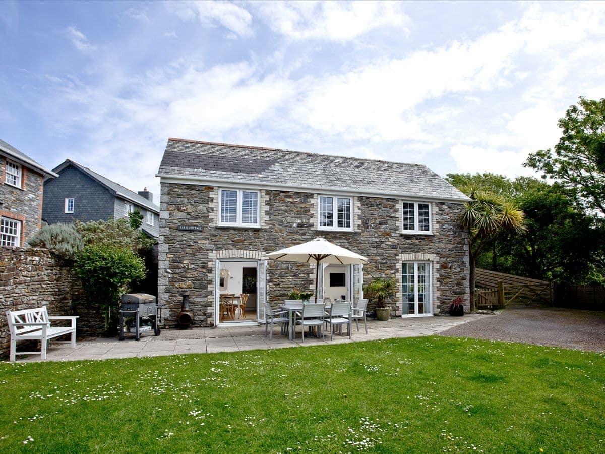 Barn Cottage, St Mawgan, Cornwall
