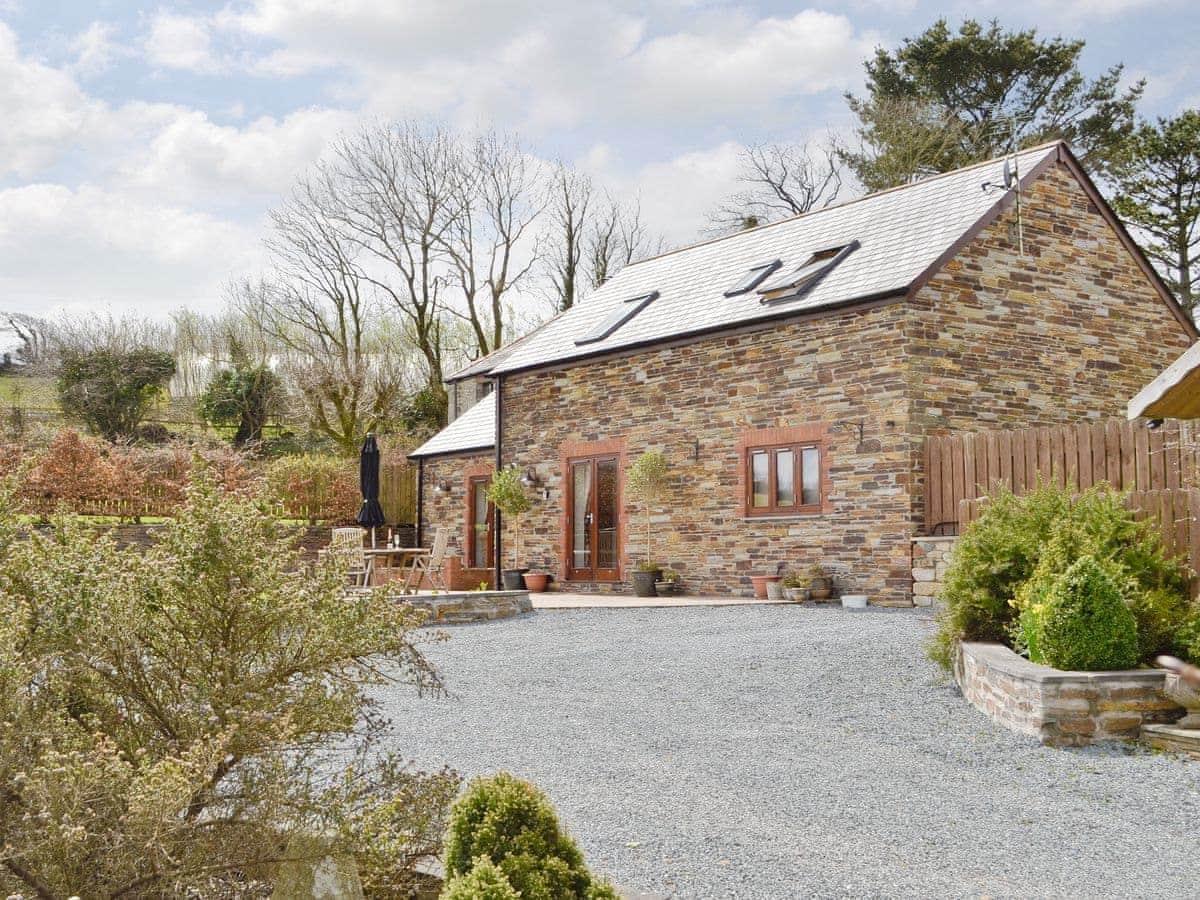 Valley View Cottage, St Wenn, Cornwall