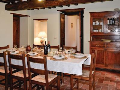 Villa Il Borgo thumbnail 6
