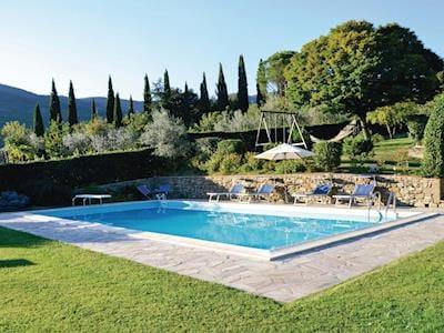 Villa Il Borgo thumbnail 1