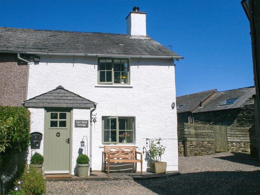 Carr Bank Cottage In Gawthwaite Near Ulverston Cumbria Book Online Hoseasons