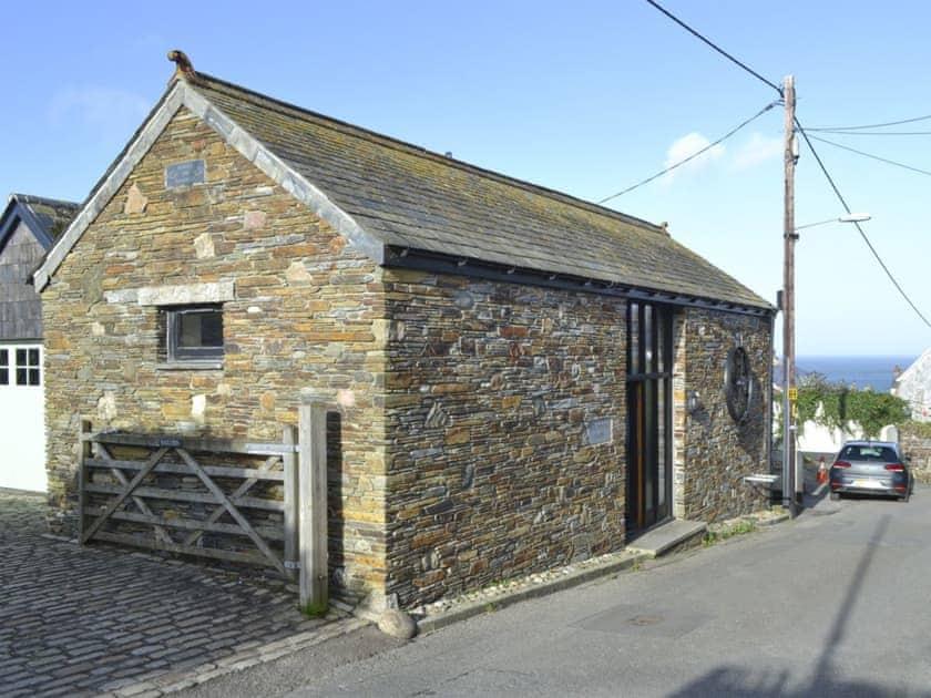 Saundry's Barn