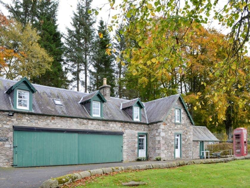 Inverchroskie Cottage