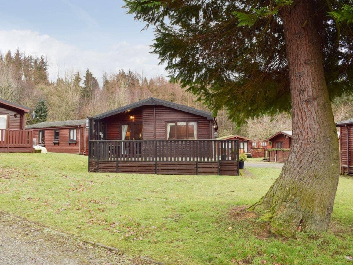 Lodge 27 Loch Lomond, , Stirlingshire