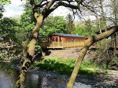photo of Scottish Riverside Lodge