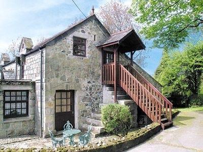 The Hayloft, St Austell, Cornwall
