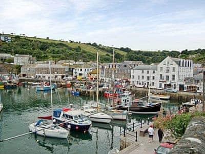 Katies, Mevagissey, Cornwall