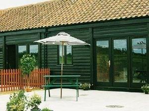 Manor Farm - Cornfields Cottage