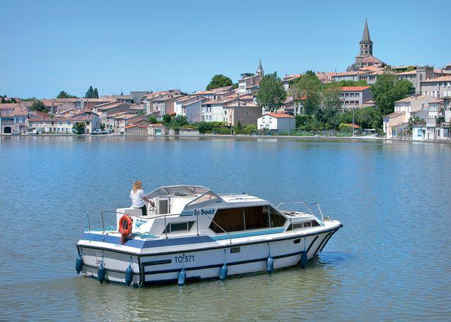 Tamaris Boat Hire
