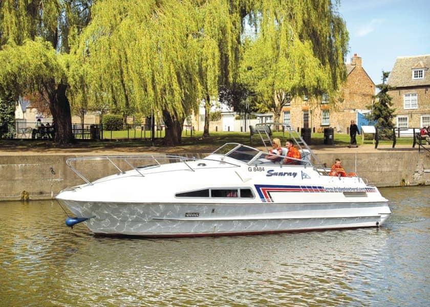 Sunray Boat Holiday