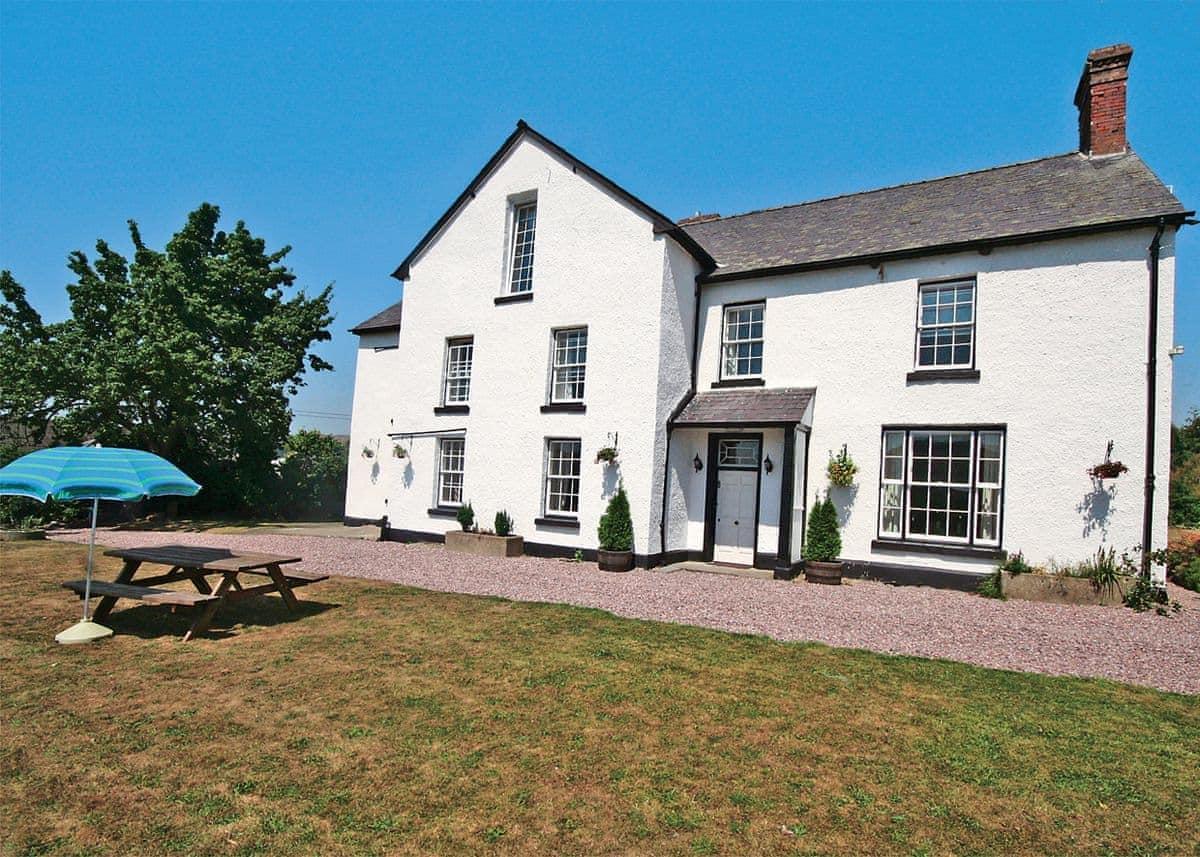 Little Brampton Farmhouse