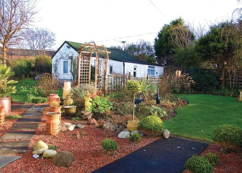 Learig Cottage   Learig Cottage, Maidens