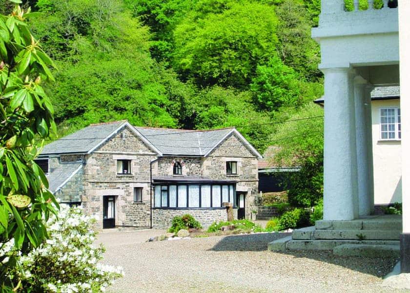 Rosecraddoc Manor - Hayloft