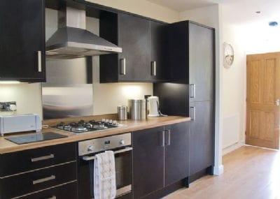 Nine Swan House kitchen