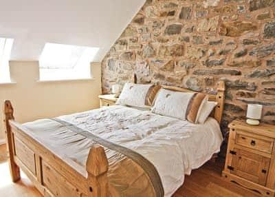 Stable Barn double bedroom