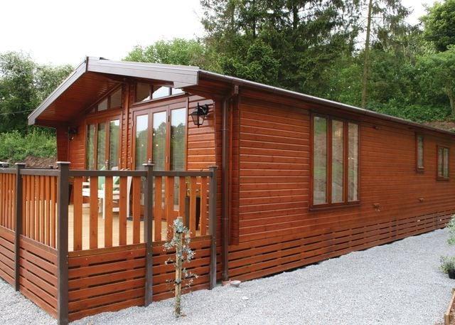 Typical Astbury Lodge