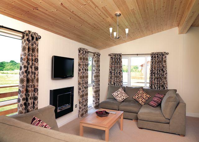 Typical Haughmond Lodge