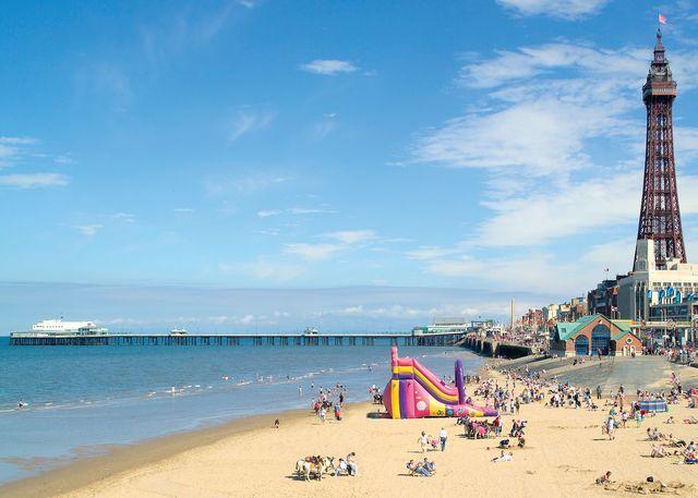 Blackpool (8 miles)