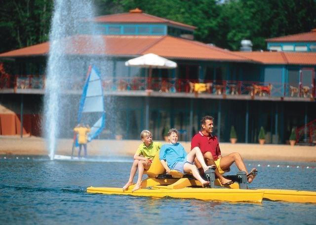 Recreational lake