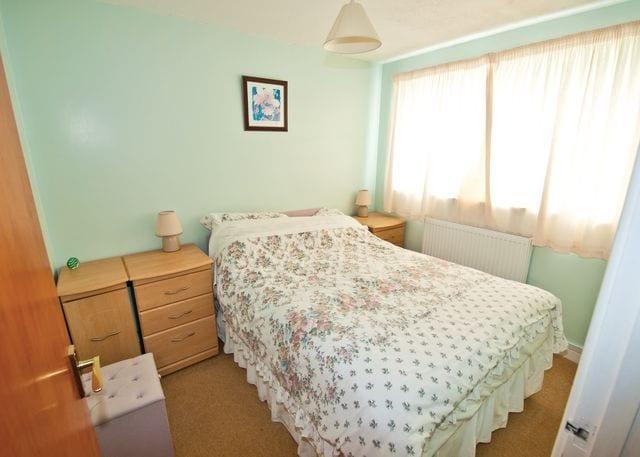 Oceanside double bedroom